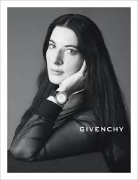 marina for givenchy